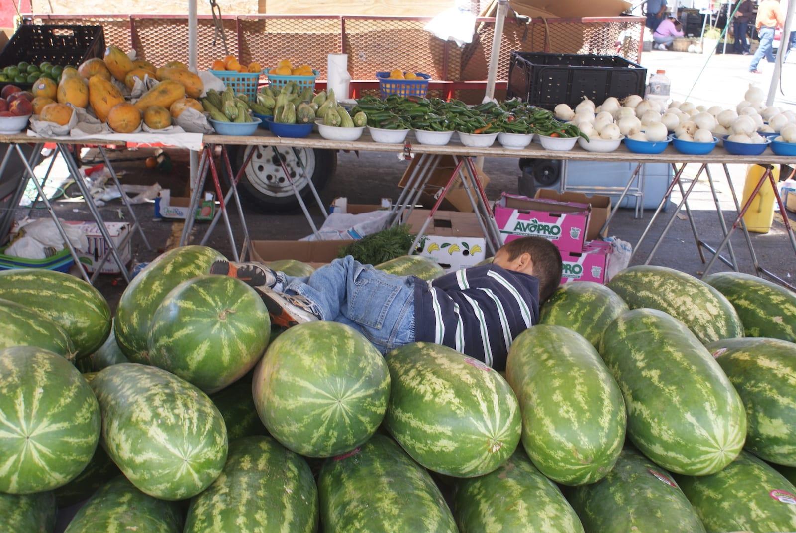 Mile High Flea Market, CO
