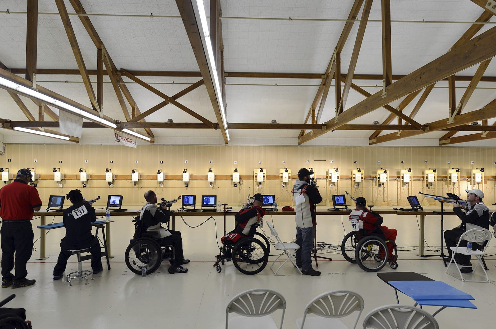 U.S. Olympic & Paralympic Training Center, CO