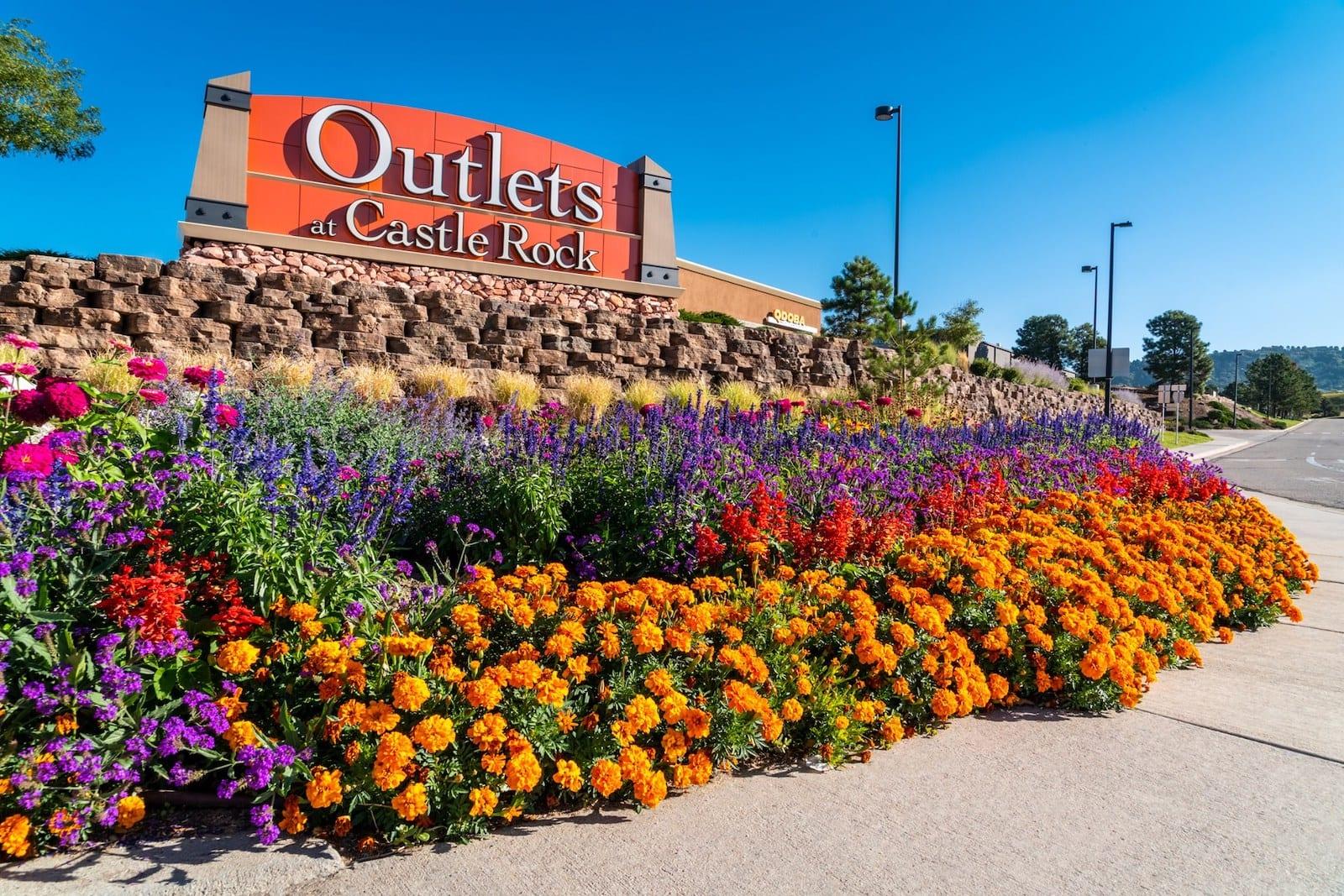 Outlets at Castle Rock, CO