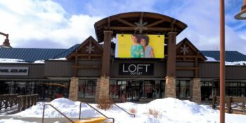 Outlets at Silverthorne , CO