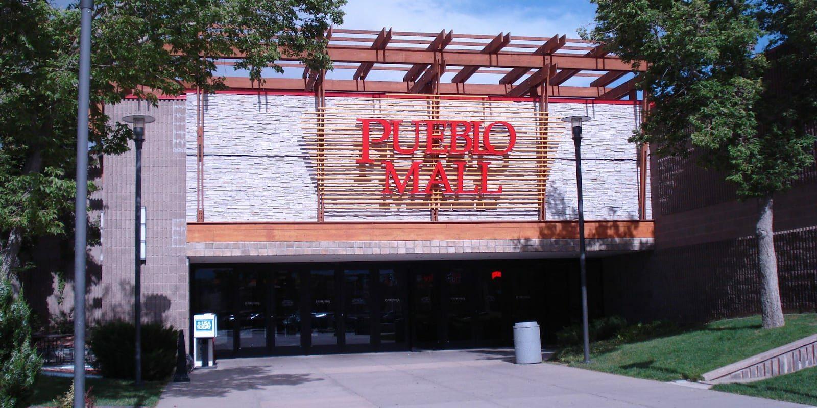 Pueblo Mall in Pueblo, Colo.