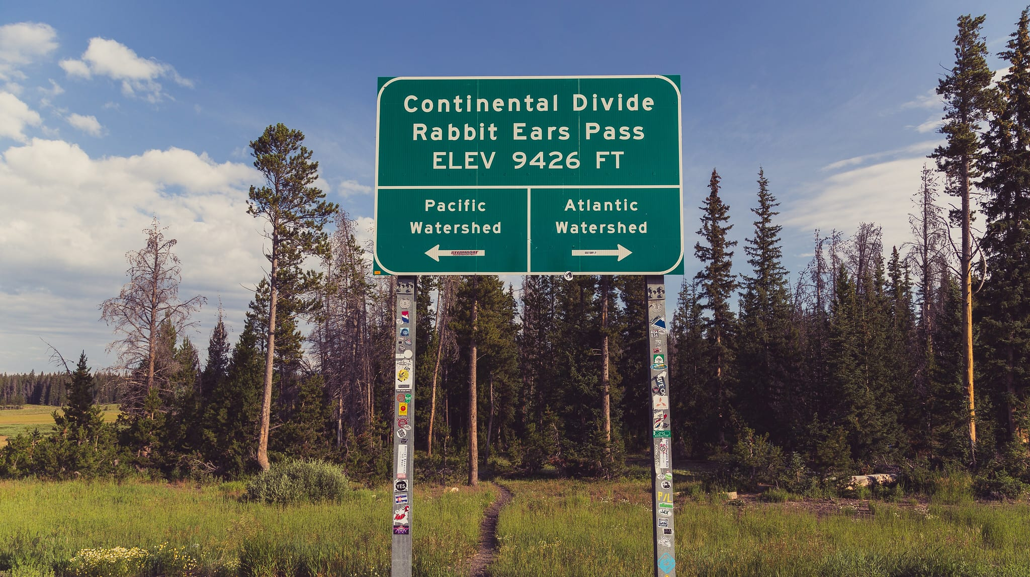 rabbit ears pass continental divide