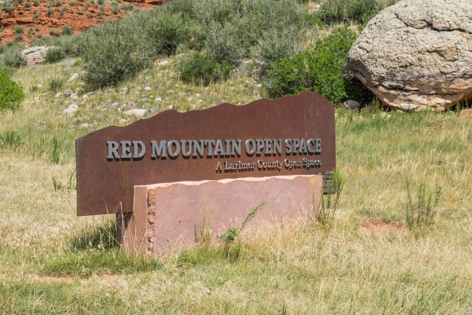 Red Mountain Open Space, CO