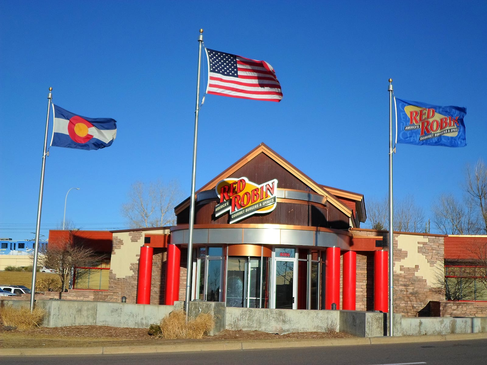 Red Robin Gourmet Burgers and Brews, CO