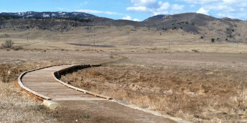 Reservoir Ridge Natural Area, CO
