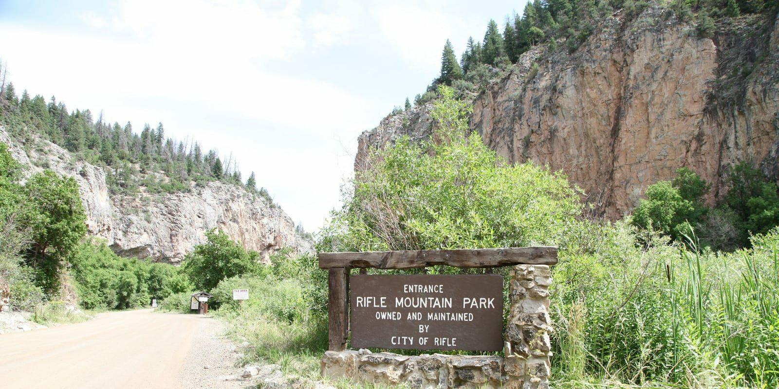 Rifle Mountain Park, CO