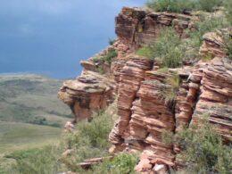 Rimrock Trail, CO