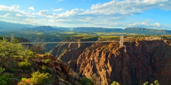 Royal Gorge Bridge and Park, Canon City CO