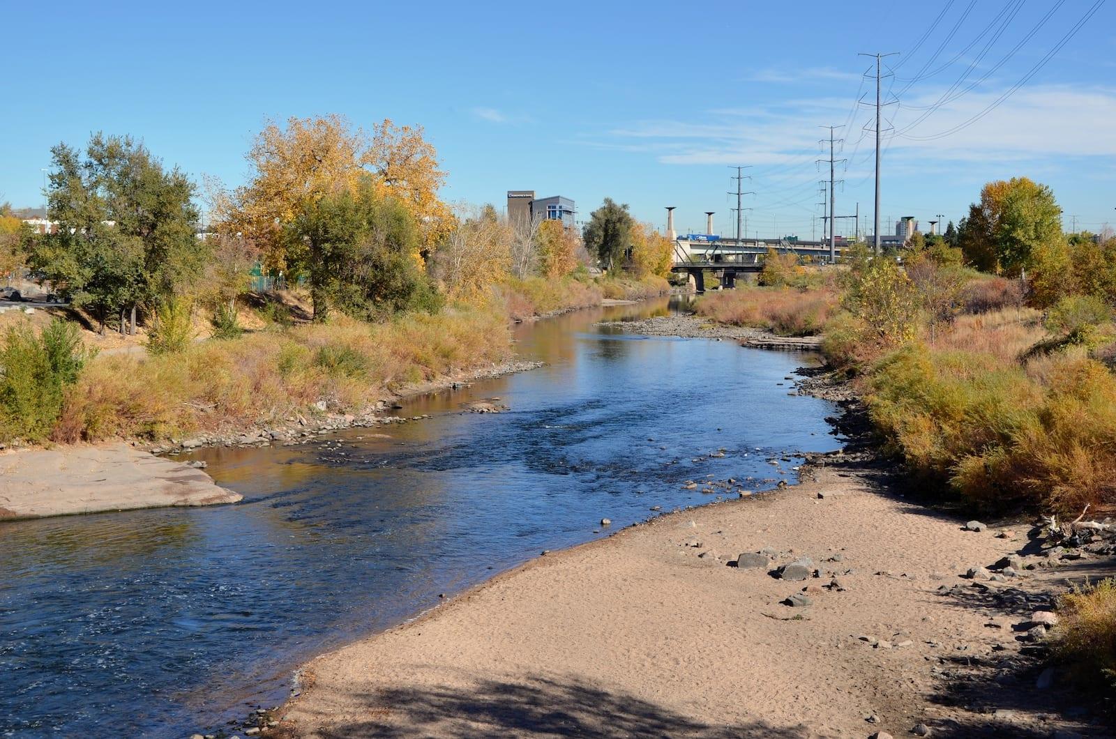 South Platte River, Co