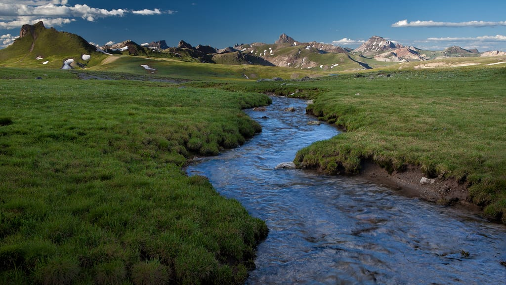 Uncompahgre National Wilderness Area, CO