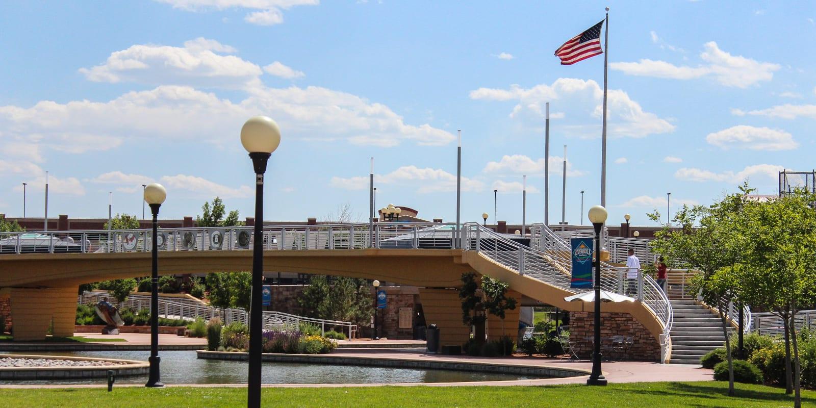 Veteran's Bridge, Pueblo, Colorado