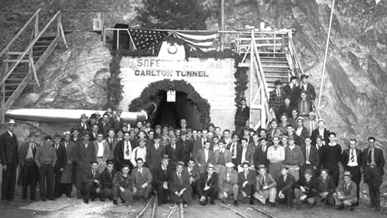 Carlton Tunnel Leadville Colorado