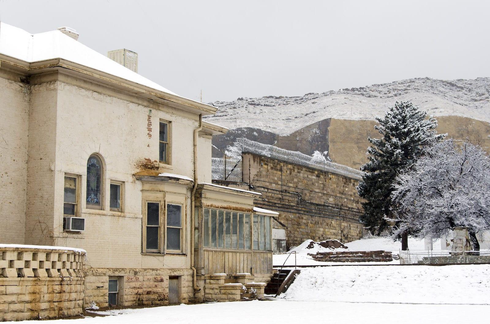 Colorado Territorial Correctional Facility Canon City CO