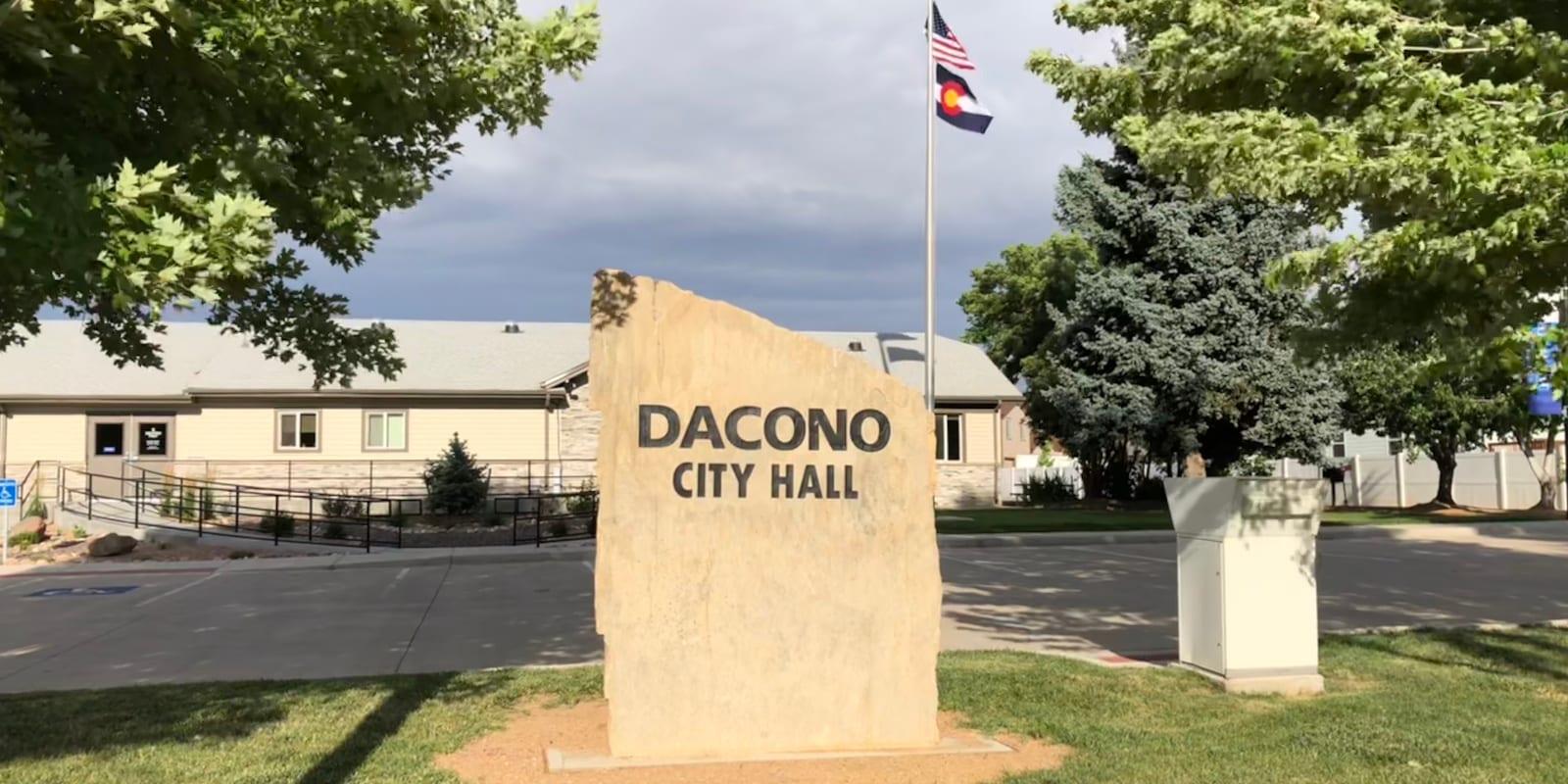 Dacono CO City Hall