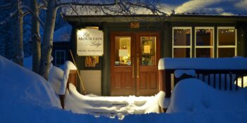 image of elk mountain lodge crested butte