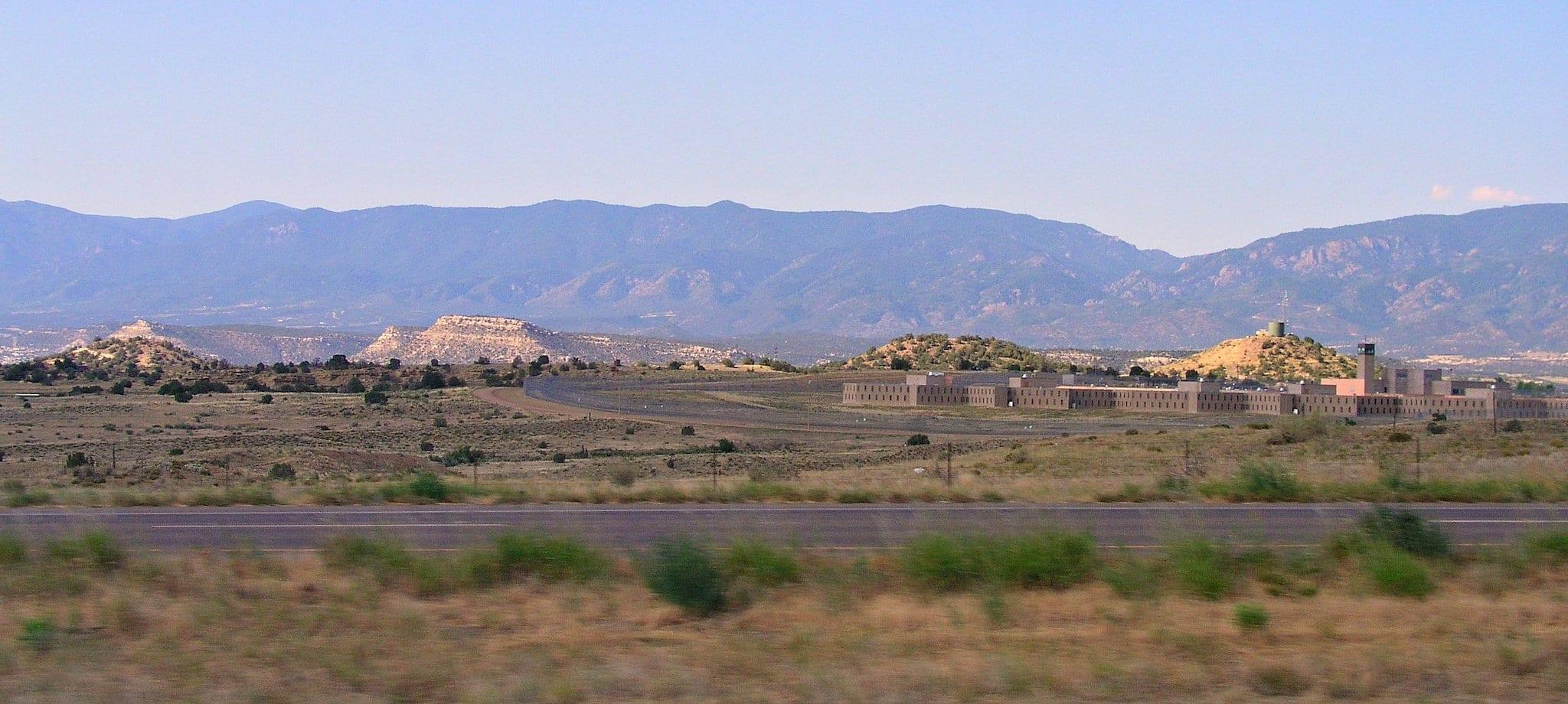 Federal Supermax Prison Florence Colorado