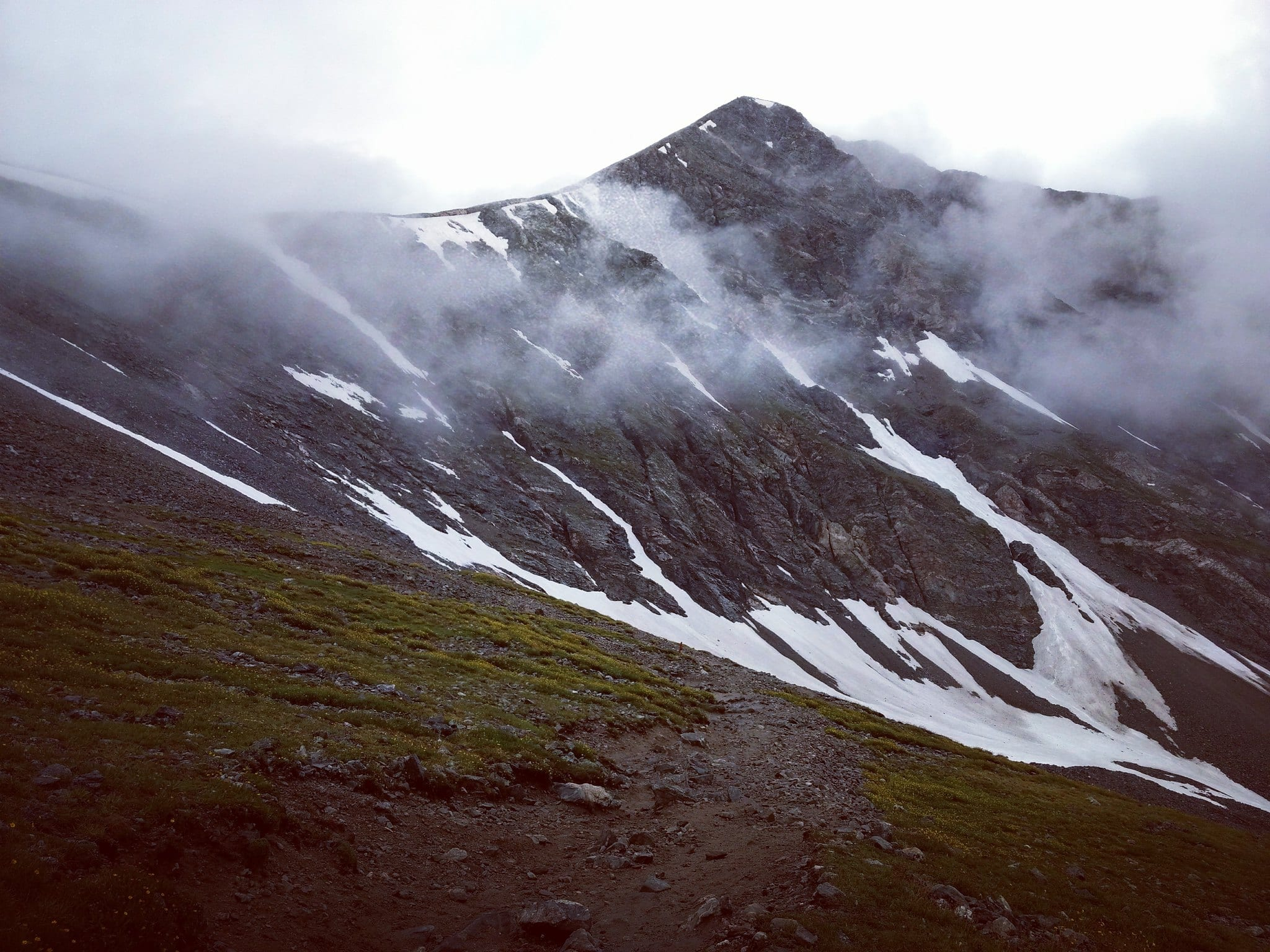 grays peak continental divide