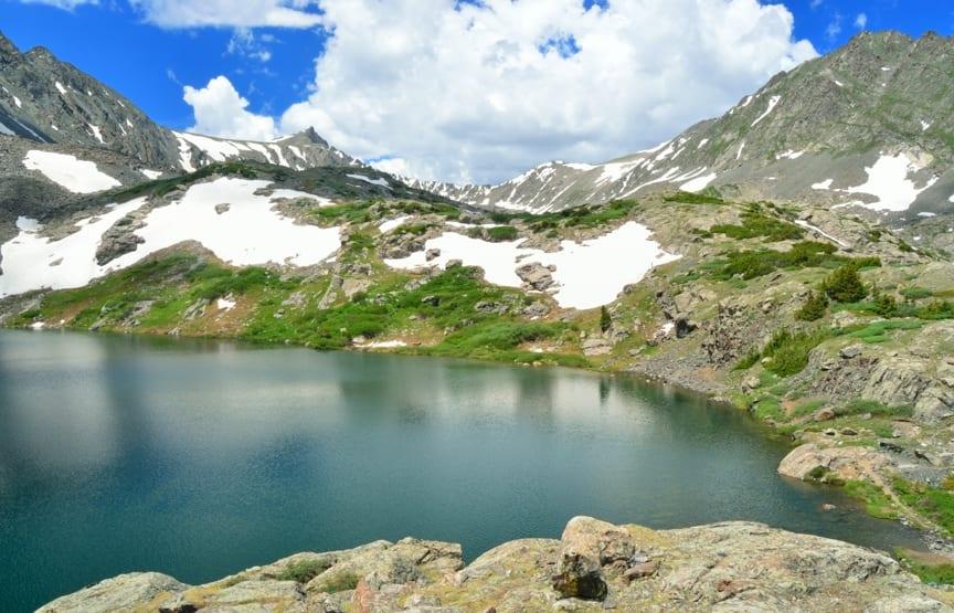 mohawk lakes trail breckenridge