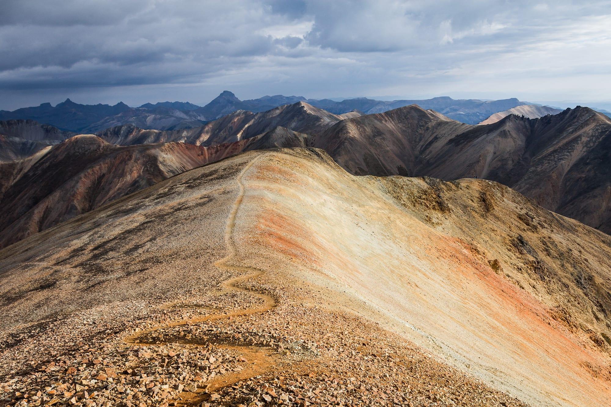 views from redcloud peak