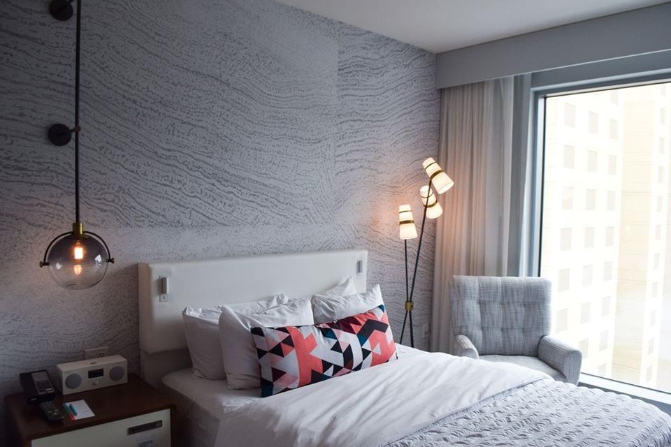 a room at le meridian denver