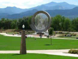 American the Beautiful Park in Colorado Springs, Colorado