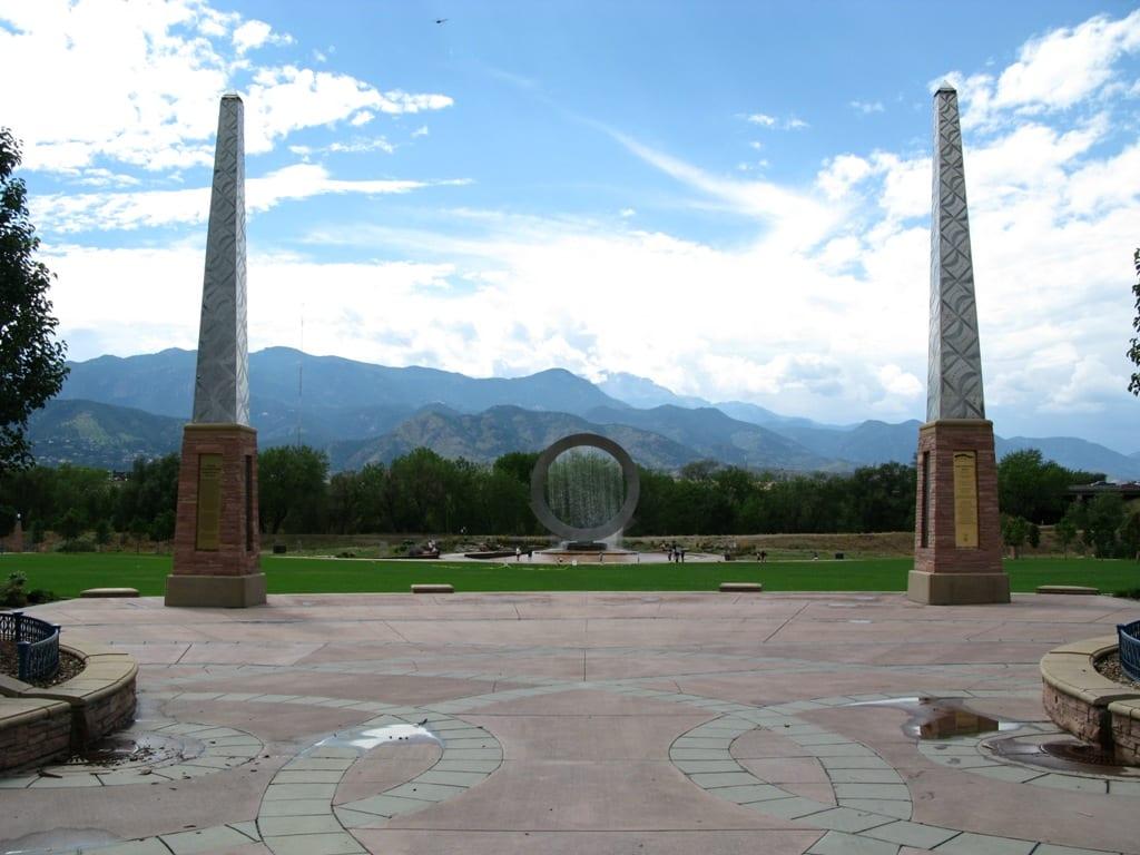 American the Beautiful Park in Colorado Springs