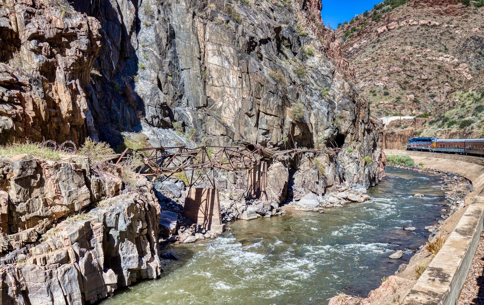 Arkansas River, CO