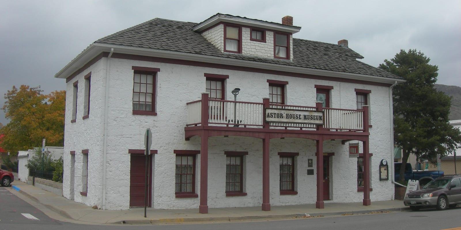 Astor House in Golden, CO