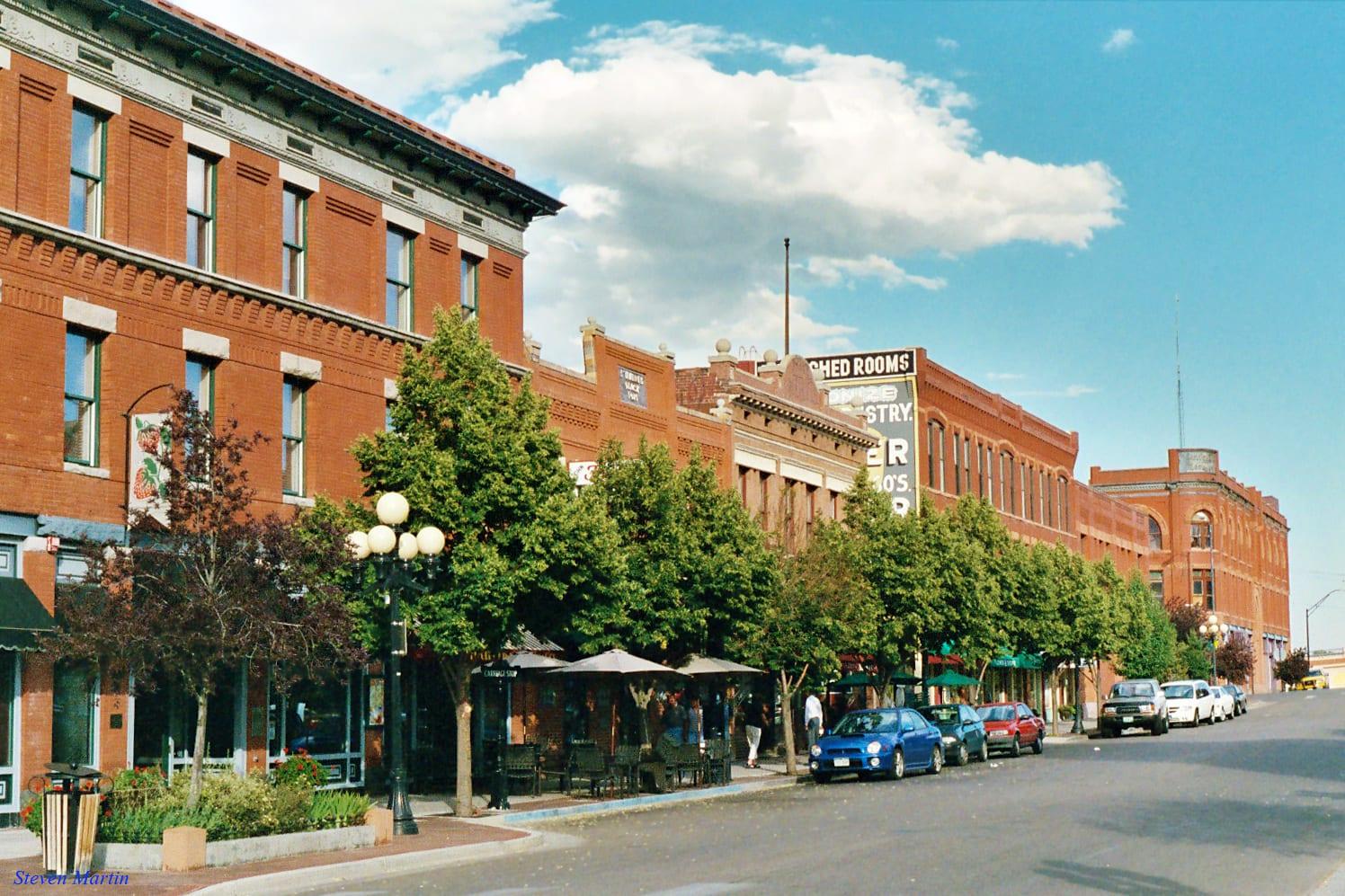 B Street, Pueblo, Colorado