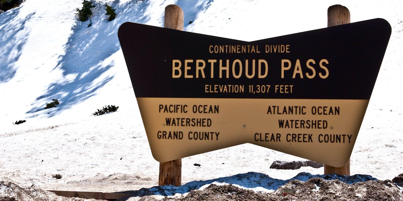 Berthoud Pass, CO
