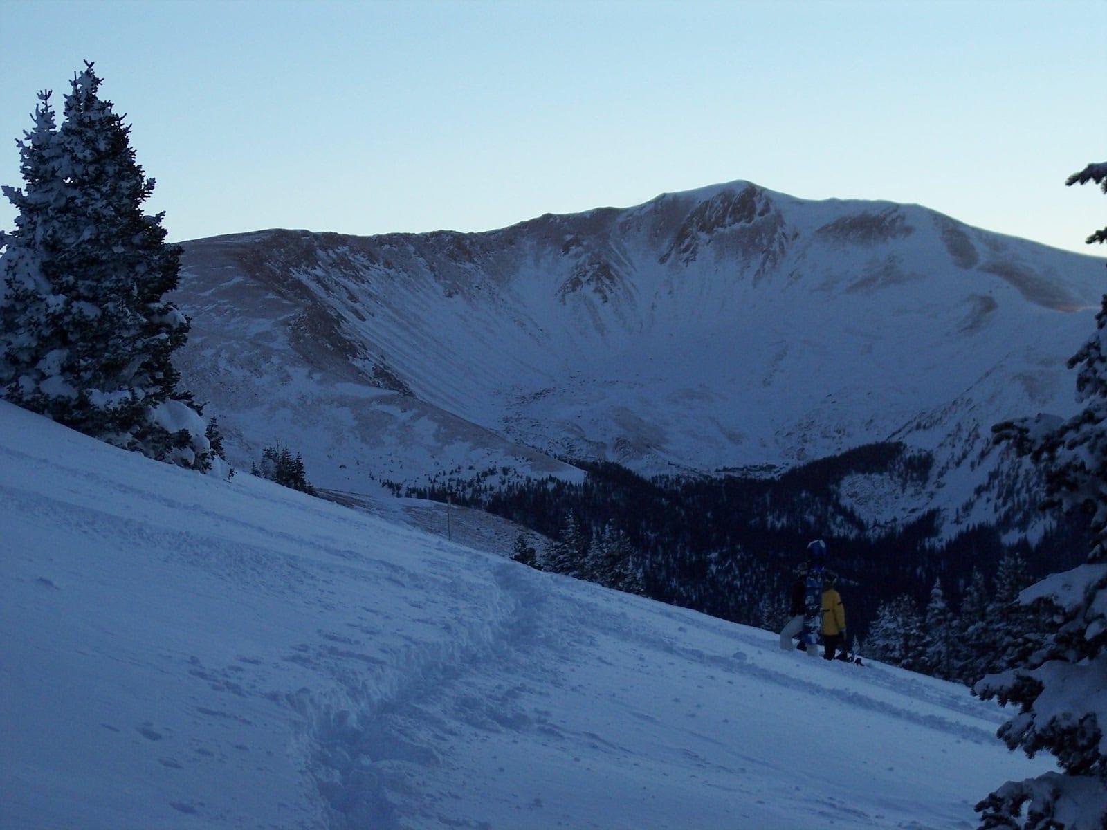 Ski at Berthoud Pass, CO