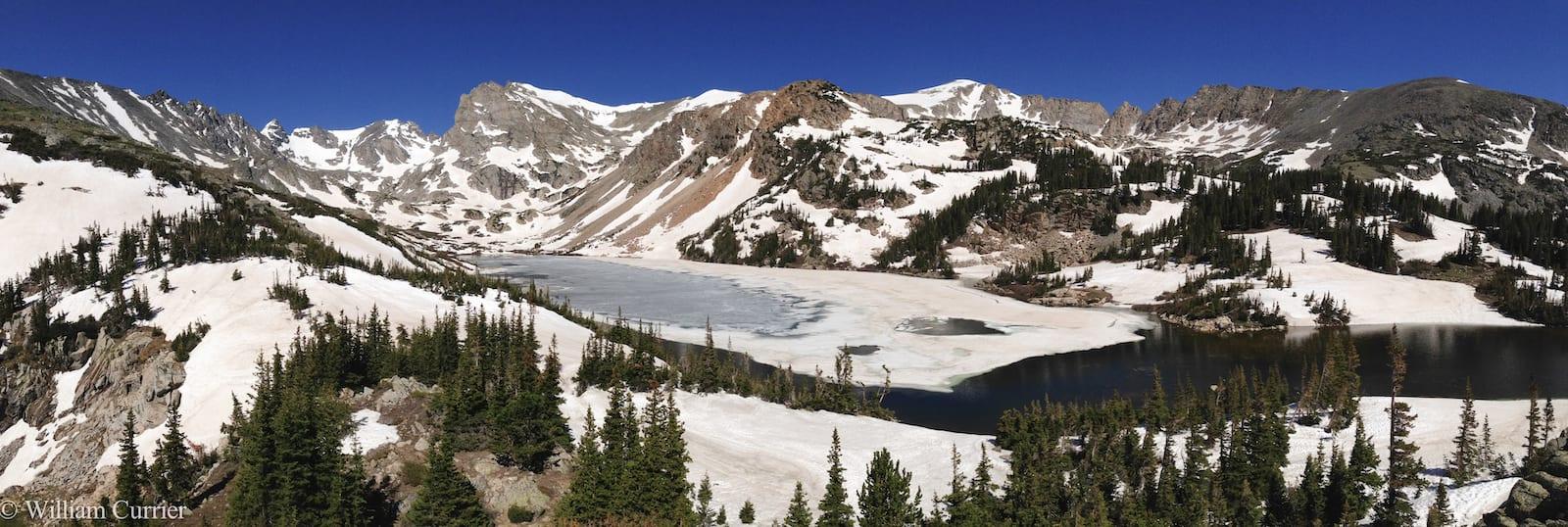 Brainard Lake, CO