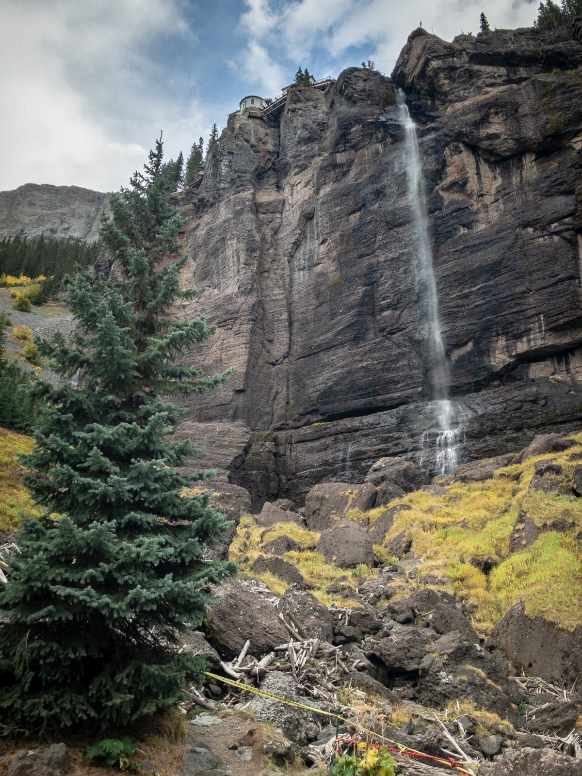 Bear Creek Falls, CO