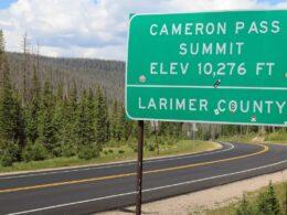 Cameron Pass, CO