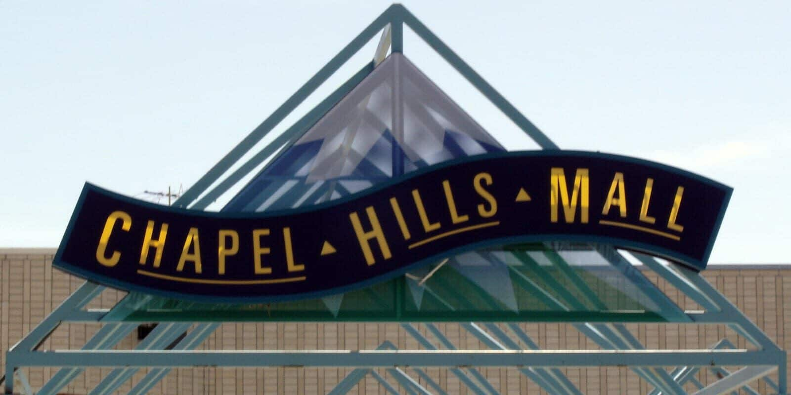 Chapel Hills Mall in Colorado Springs, CO