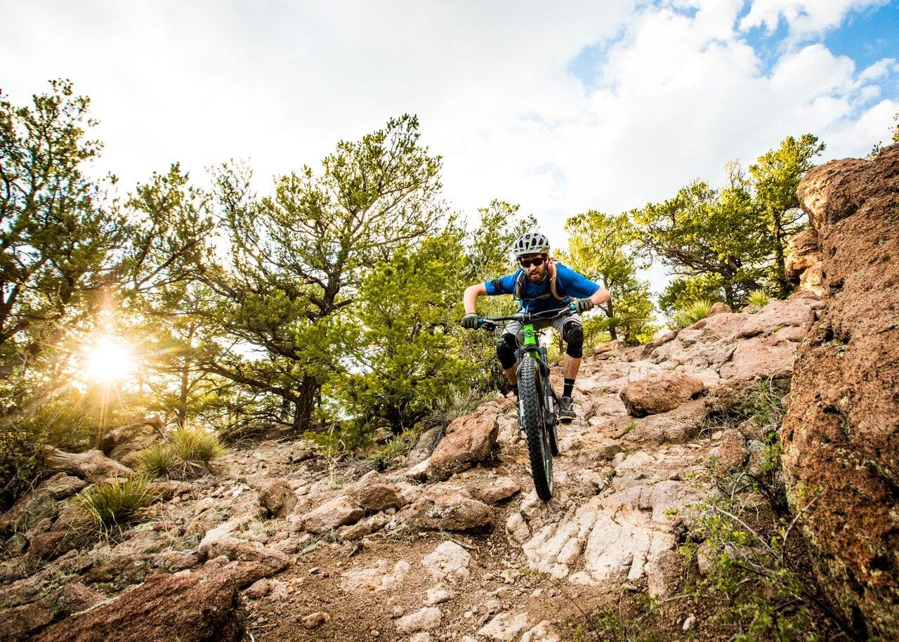 Colorado Biking on BLM Land