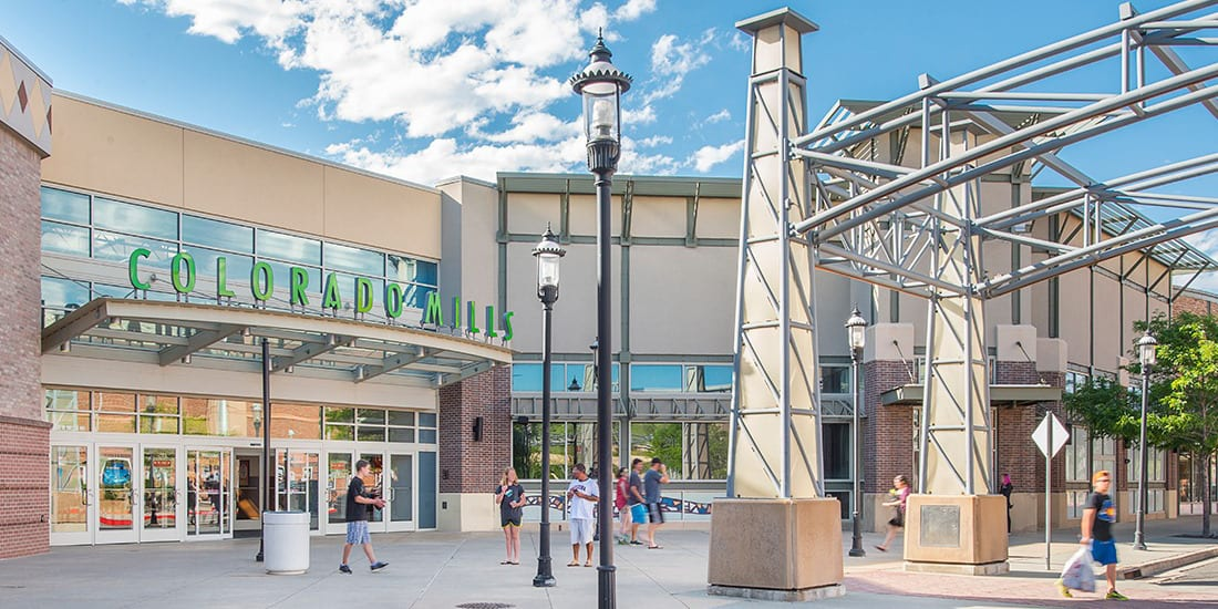 Colorado Mills Mall in Lakewood
