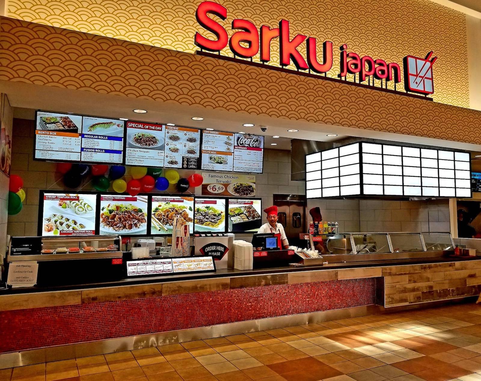 Sarku Japan at Colorado Mills Mall in Lakewood