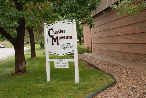 Cussler Museum, CO