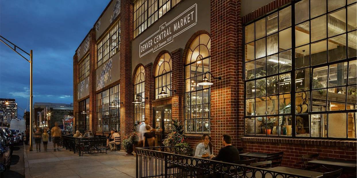 Denver Central Market, CO