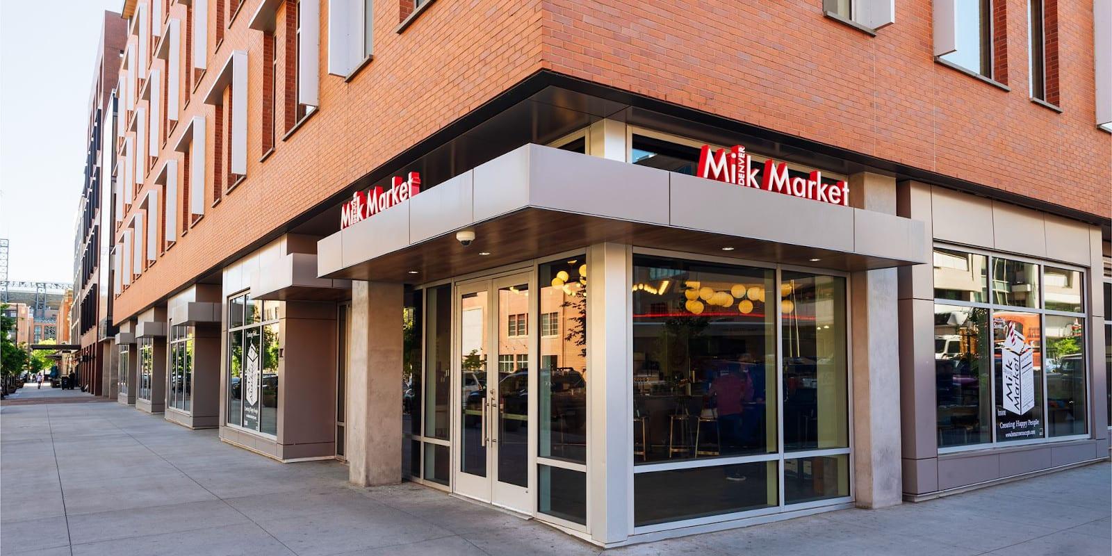 Denver Milk Market, CO