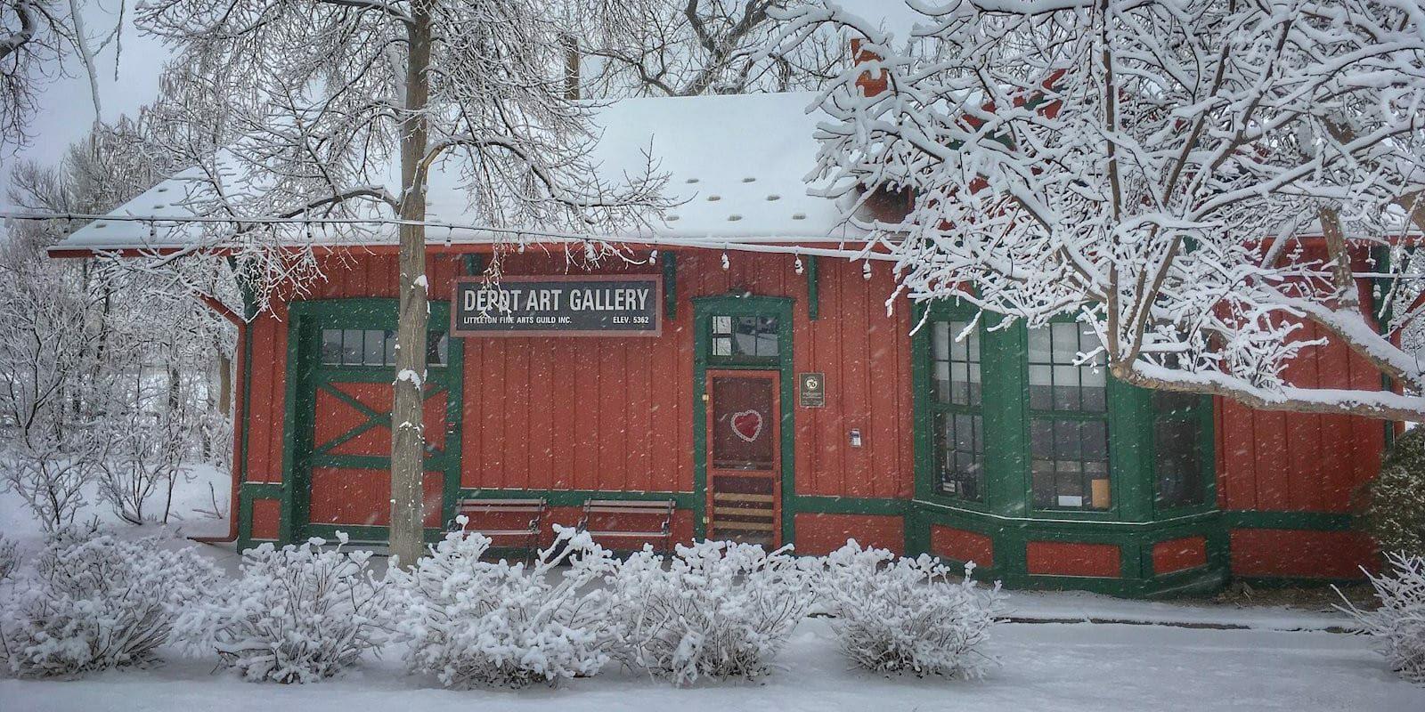 Depot Art Gallery, CO