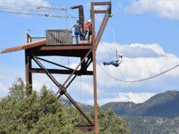 Durango Adventures and Zipline Tours, CO