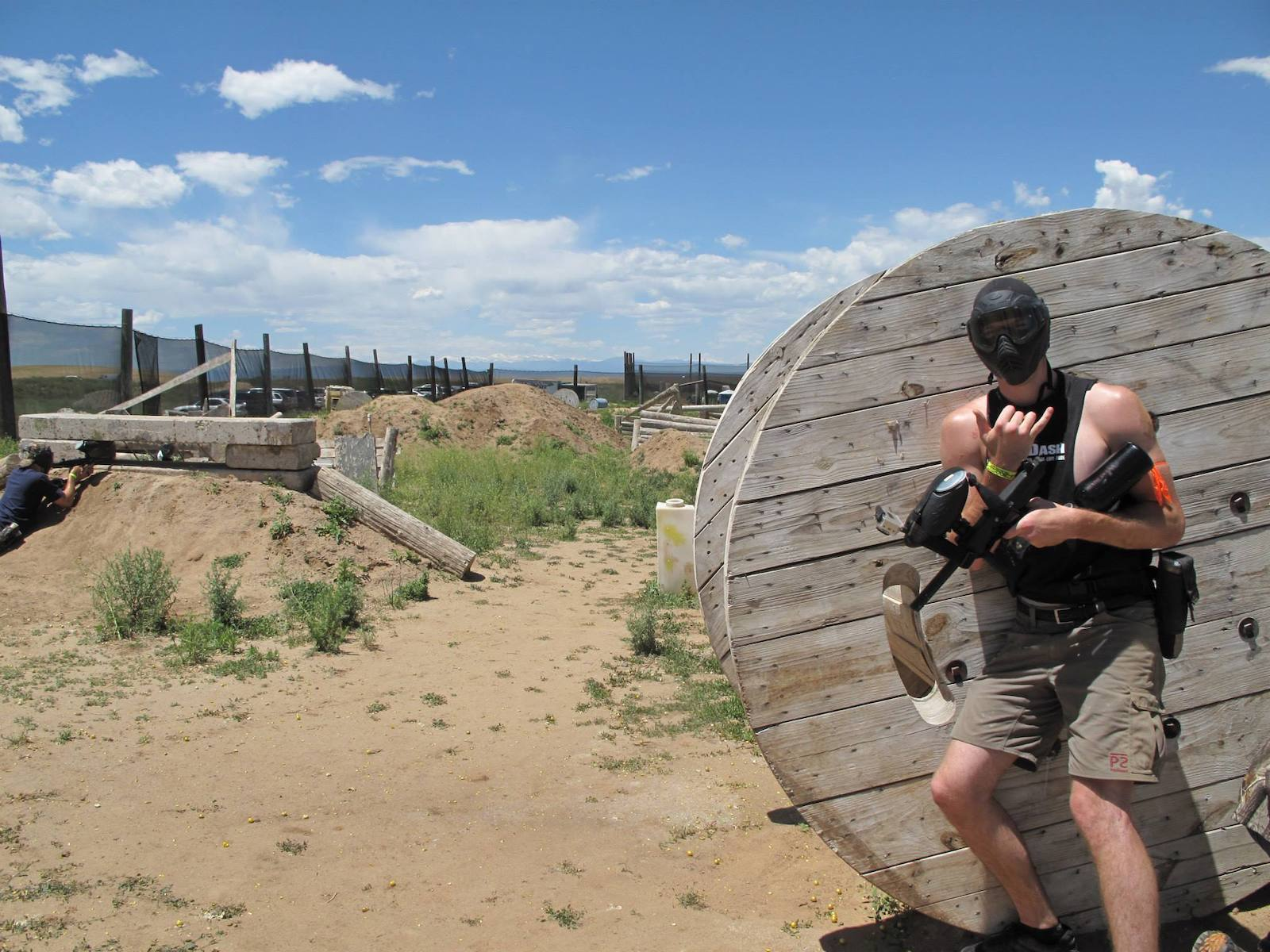 Dynamic Paintball Fun Park, CO