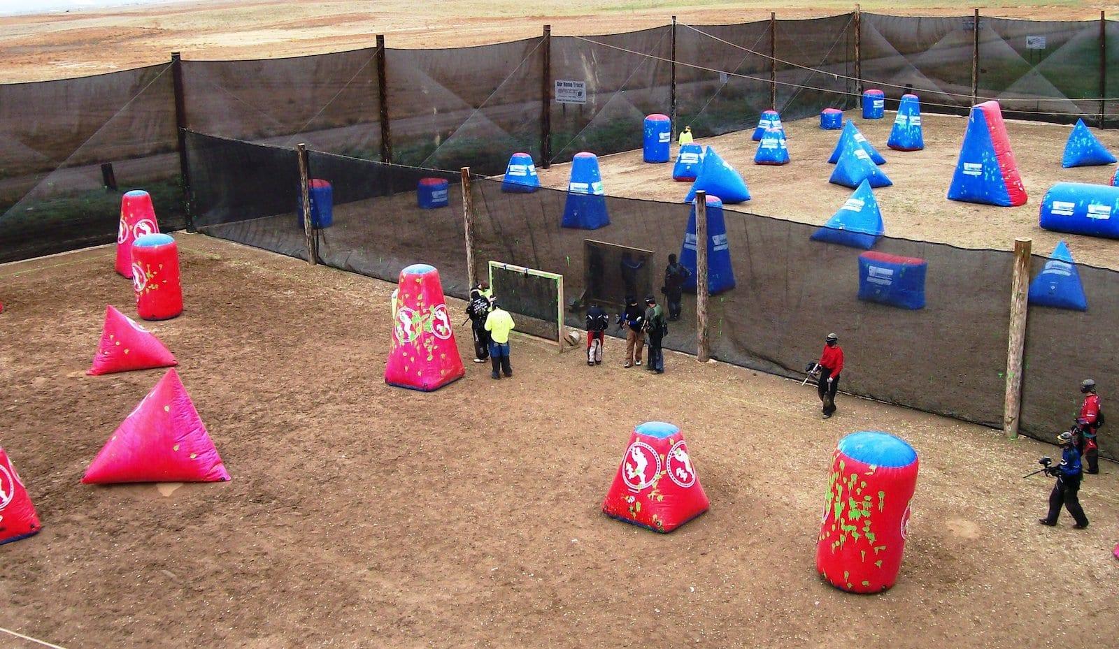 Dynamic Paintball Fun Park, CO
