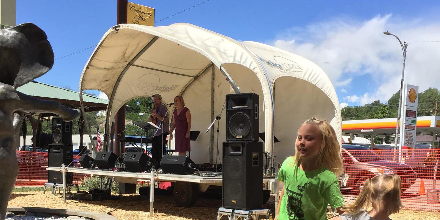 Farm to Fiddle Summer Festival, CO