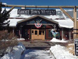 Ghost Town Museum in Colorado Springs