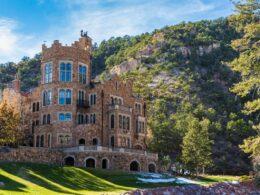 Glen Eyrie Castle in Colorado Springs