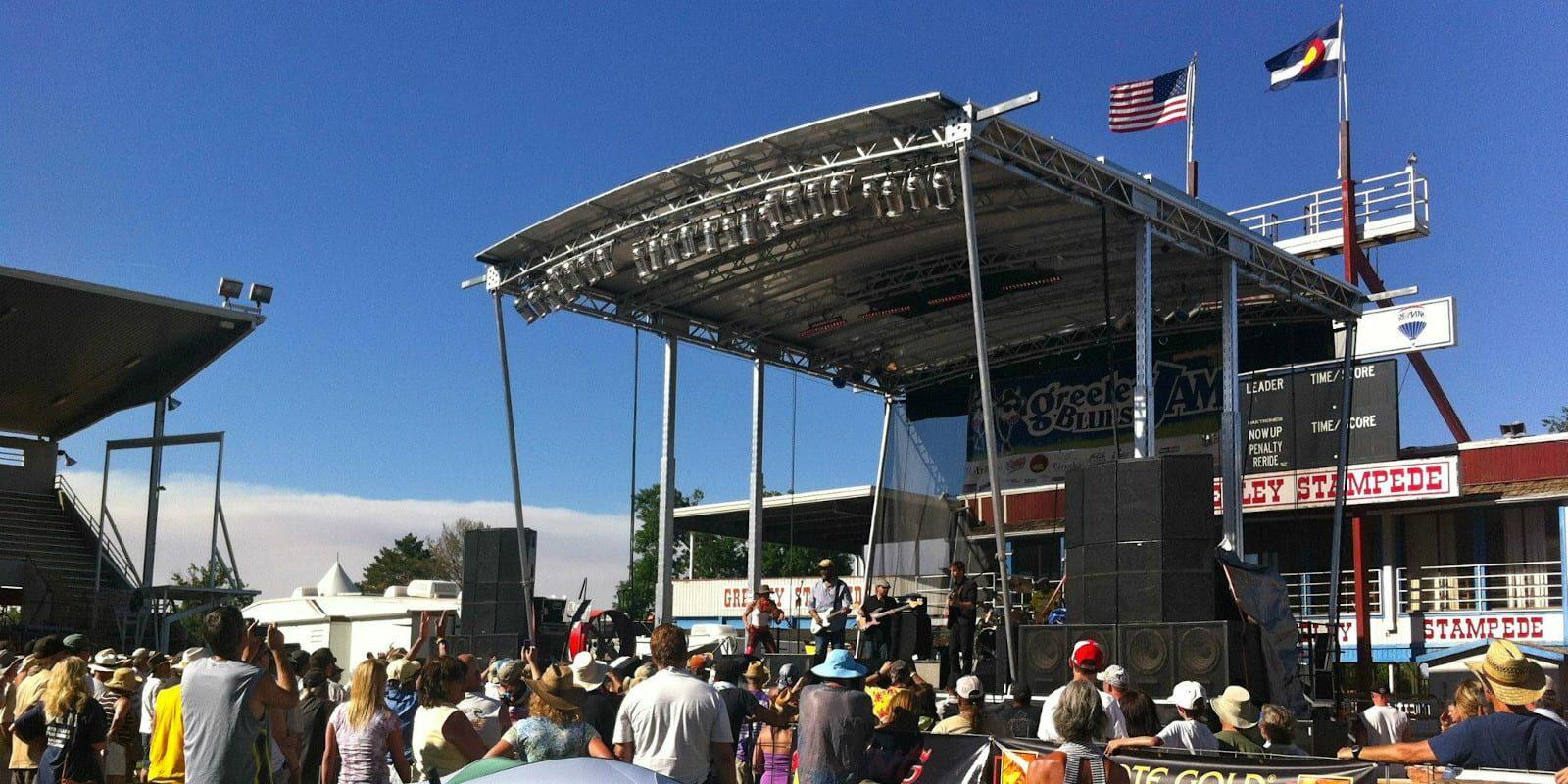 Greeley Blues Jam, CO
