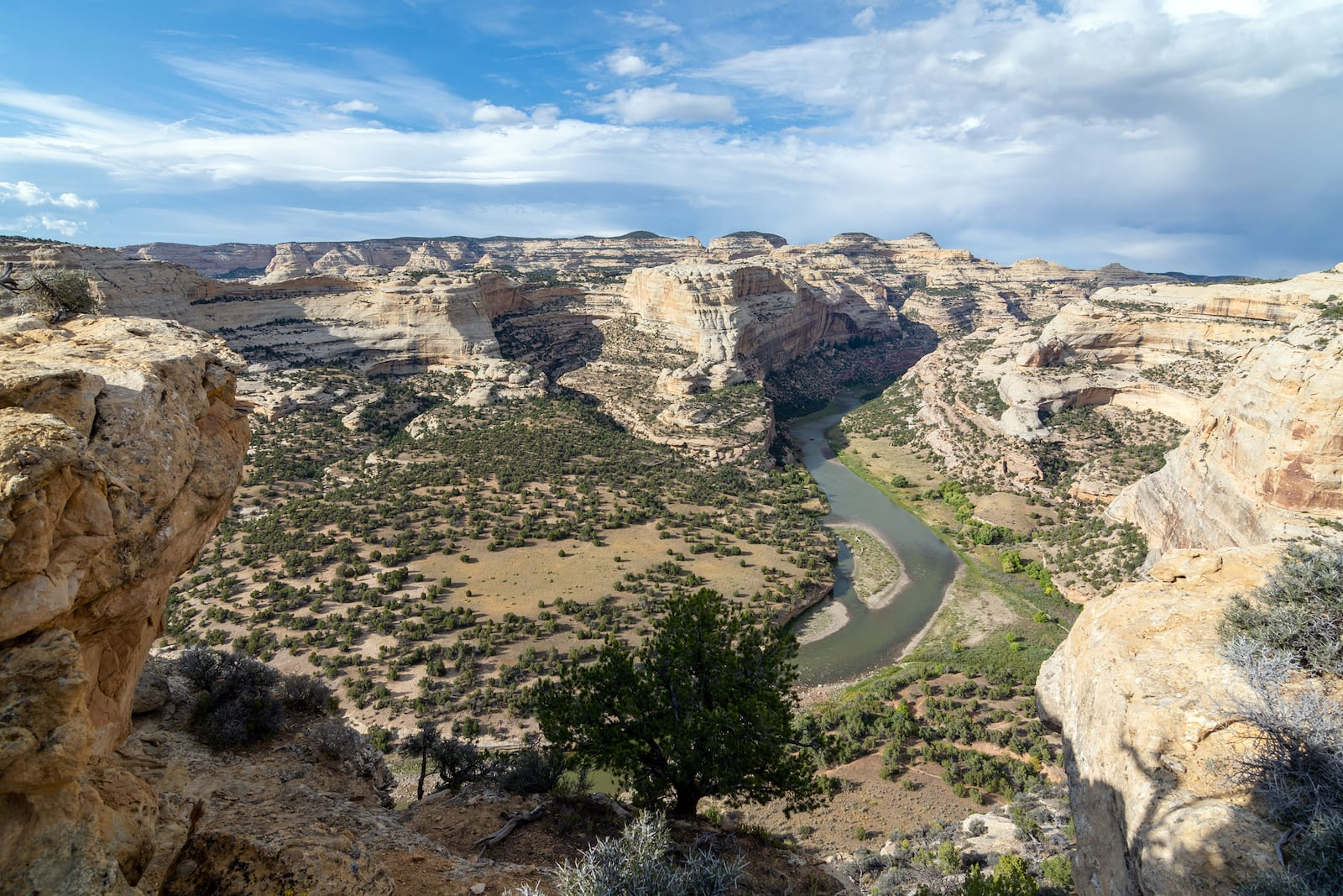 Green River in Dinosaur National Monument, CO